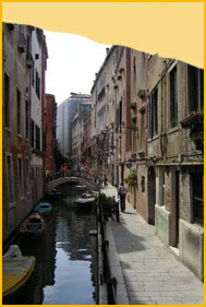 bed & breakfast a Venedig