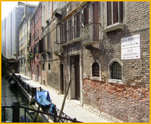Venedig bed & breakfast